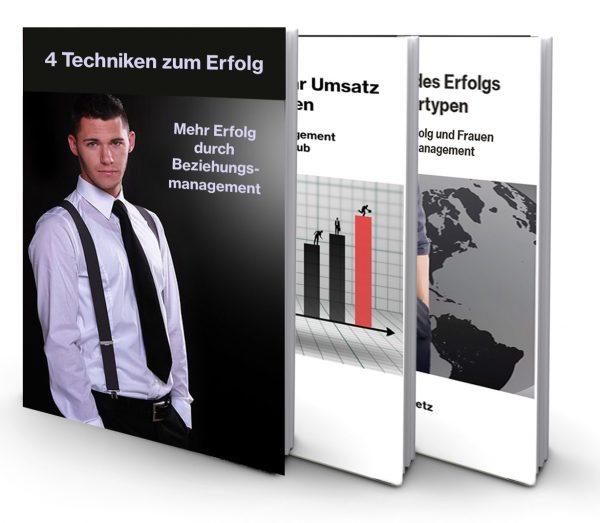 3 Gratis Business Ebooks zum Erfolg